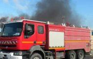 عامل يتهم شقيقه وجاره بإشعال النيران في منزله بالحجيرات بسبب إدمانهم المخدرات
