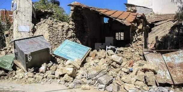 وقوع زلزال شرق البحر المتوسط تجاوزت شدته ست درجات بحسب مقياس ريختر.