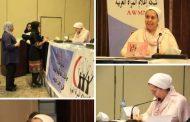 الصحفية منال على :مشاركتى فى كتاب نجاحات نسائية عربية فى زمن كورونا علامة فارقة فى حياتى