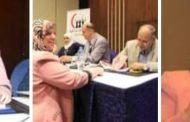 د. صفاء سيد :فخورة بمشاركتى فى كتاب نجاحات نسائية عربية فى زمن كورونا