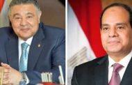 محافظ البحر الأحمر يهنئ الرئيس السيسي بمناسبة المولد النبوي الشريف